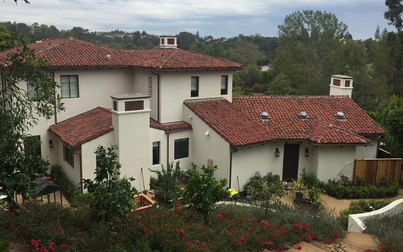 Los Angeles Roofing Contractor Roof Repair Estimates